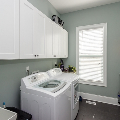 Tom Bartles Laundry Room